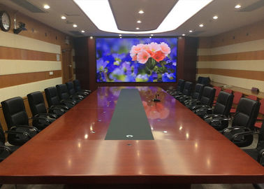 China High Resolution Small Pixel Pitch Led Display , P3.91 Pitch Indoor LED Advertising Display supplier