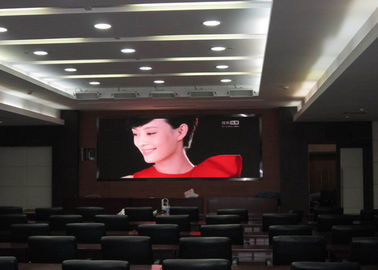 China P2.5 Video Wall Led Display Waterproof for Indoor Fixed Installation supplier