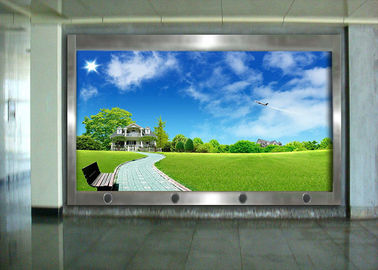 China P5 Full Color Advertising LED Display 40000 dot/㎡ Density , Indoor Led Video Wall supplier