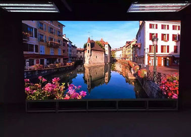 China High Definition Indoor Small Pixel Pitch Full Color P1.923 LED Display Screen supplier