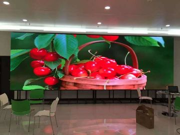 China High Resolution Indoor P4 Full Color LED Display Screen Kinglight SMD2121 Indoor LED Screen supplier