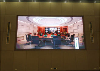 China 2.5mm Pitch RGB Indoor Full Color LED DIsplay 1/32 scan 320x160mm supplier