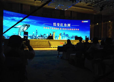 China 500x500mm Indoor Full Color LED Display Video Screen P3.91 For Stage supplier