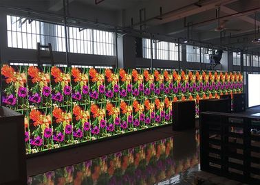 China P4.81 Stage Rental Outdoor Full Color LED Display 500x1000mm Die-casting Cabinet supplier