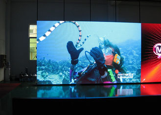 China 1080P video Small Pitch LED Display 480x480mm 64x64 dots Module Resolution supplier