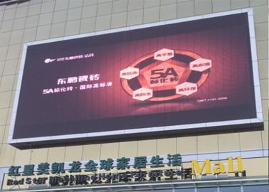 China High Resolution SMD LED Screen P8 RGB LED Outdoor Advertising Wall supplier