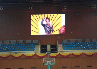 China P4 Stadium LED Display Indoor Fixed Installation for Basketball / Stadium Screen supplier