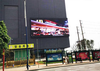 China High Brightness 6000 nits Led Display Outdoor HD P5/P6/P8 SMD Advertising Led Screen Display supplier