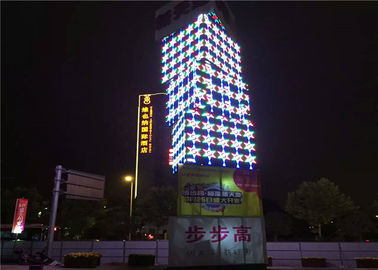 China HD Advertising Outdoor Full Color LED Display Kinglight SMD2525 P5 1/8 Scanning ICN2037 factory