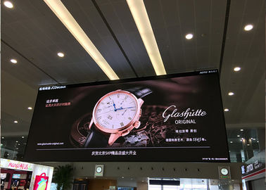 China SMD2121 MBI5124 Small Pitch P2.5 Indoor Full Color LED Display For Shopping Mall distributor