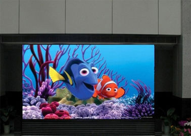 China HD Indoor fixed Small Pitch LED Display / P2.5 led video wall 64x64 dots distributor