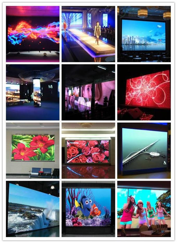 High Resolution P2.5 LED Display Full Color SMD LED TV Display Panel