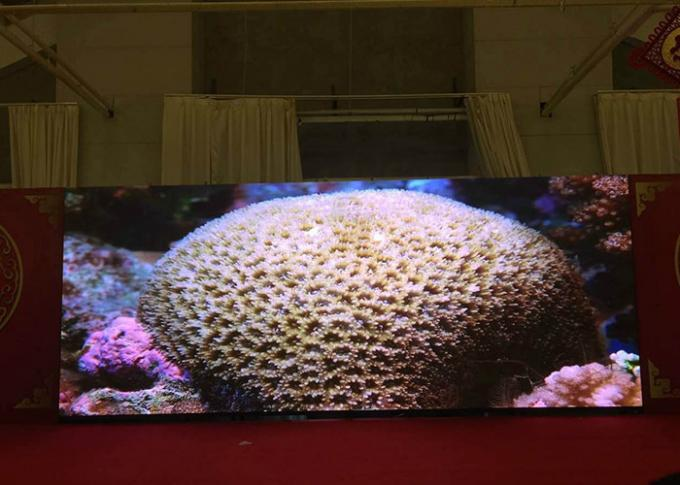 2.5mm Pitch RGB Indoor Full Color LED DIsplay 1/32 scan 320x160mm