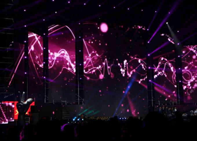Full Color P3.91,P4.81 Stage Outdoor Rental LED Display/LED Screen/LED Billboard