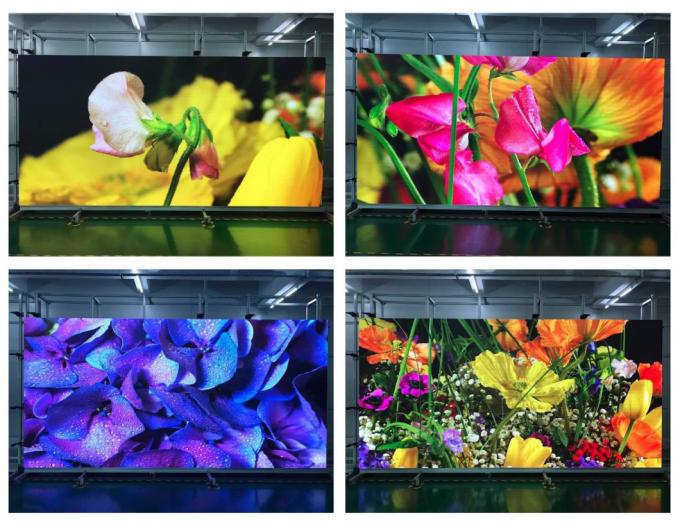 Small Pixel Pitch High Definition P2.5 Indoor LED Video Wall