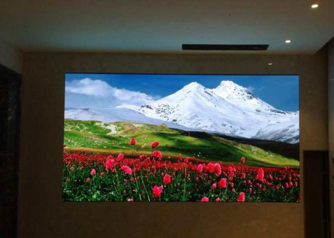 HD LED Display Indoor Full Color Screen Small Pixel Pitch P1.667 360000 dot/㎡