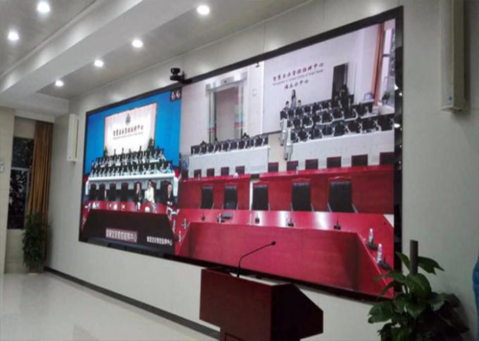 High Definition Stage LED Display Screen , Commercial Advertising Led Display