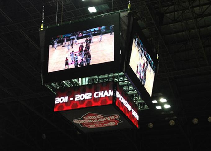 P4 Stadium LED Display Indoor Fixed Installation for Basketball / Stadium Screen